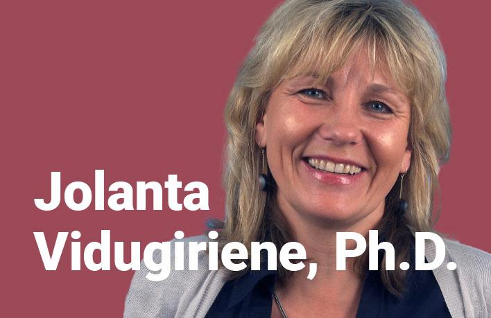 Jolanta Vidugiriene, Ph.D.