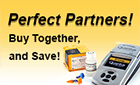 Perfect Partners! Buy Together, and Save!