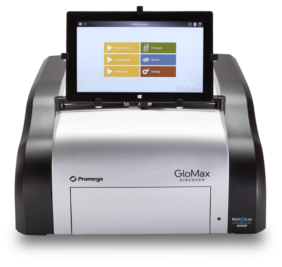 GloMax Discover Multimode Reader