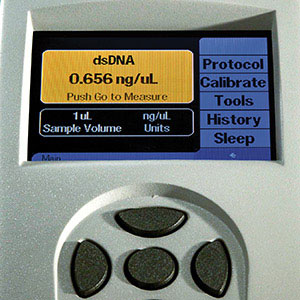 Quantus Touchscreen Zoom